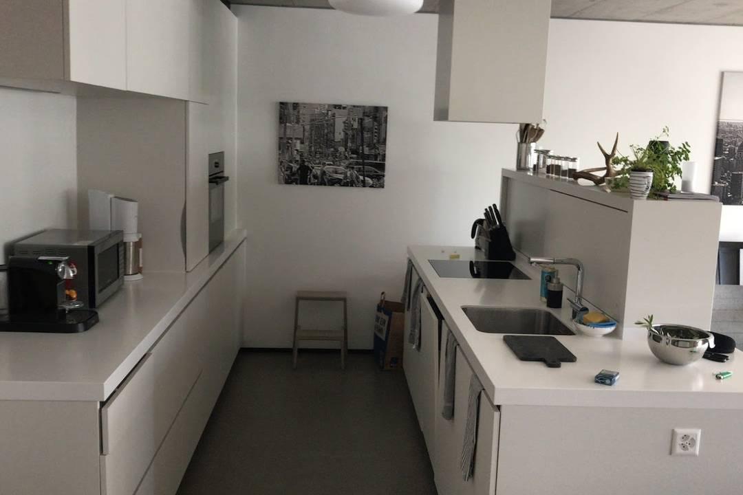 Objekt-Slide-Bild - Top Lage - Grosse Moderne Wohnung am Schiffbau, Kreis 5